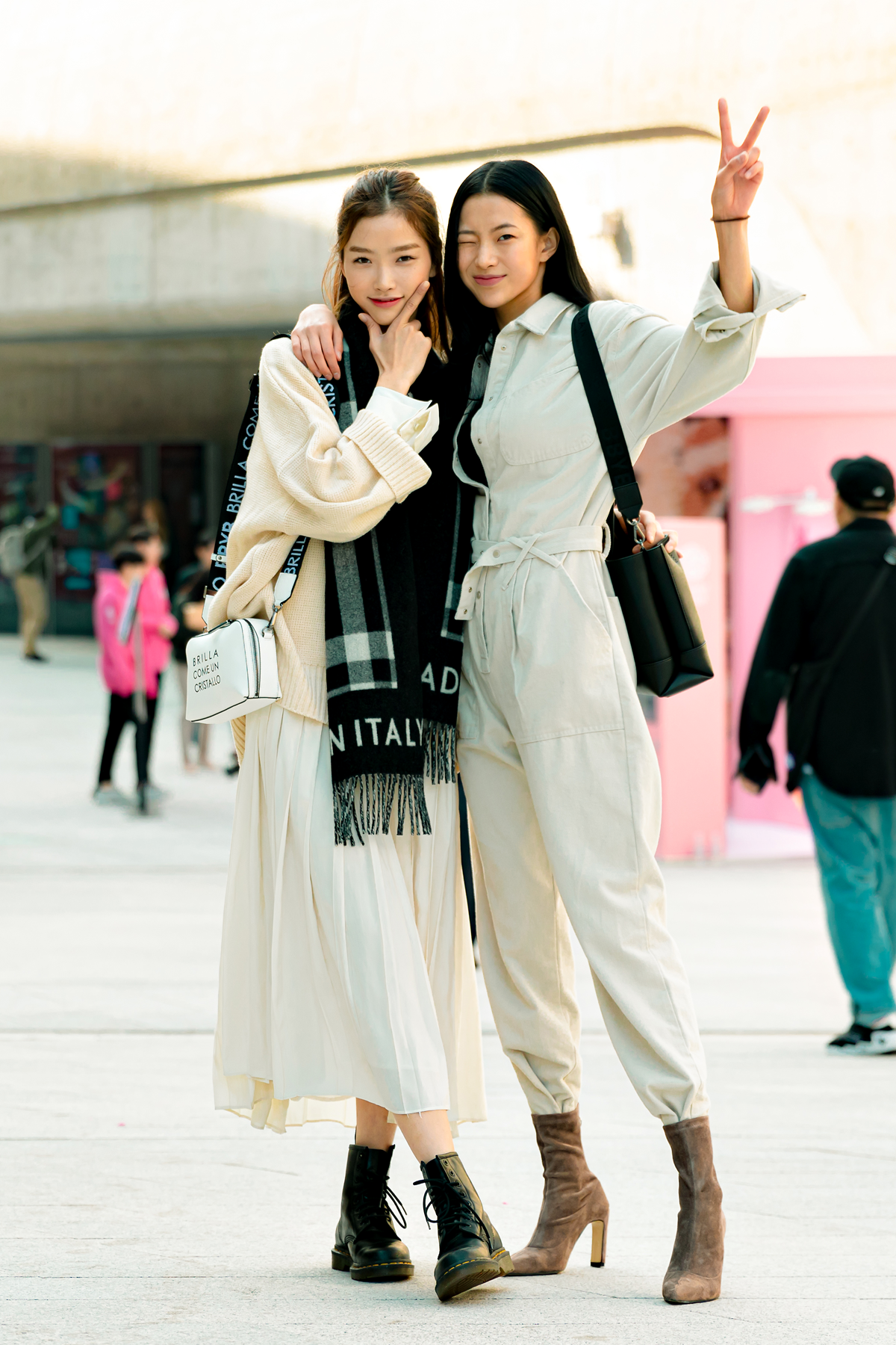 SEOUL FASHION WEEK STREETWEAR WOMENS 2020SS 2Day
