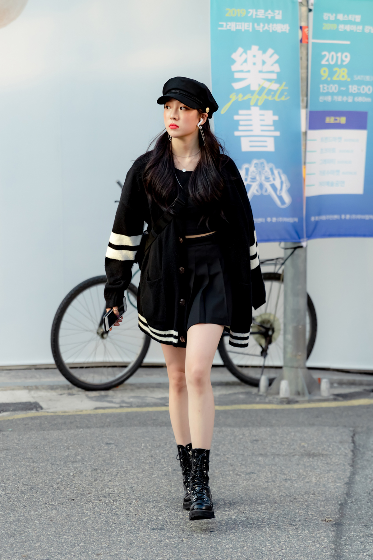 September 2019 Seoul Women's Fall Street Style