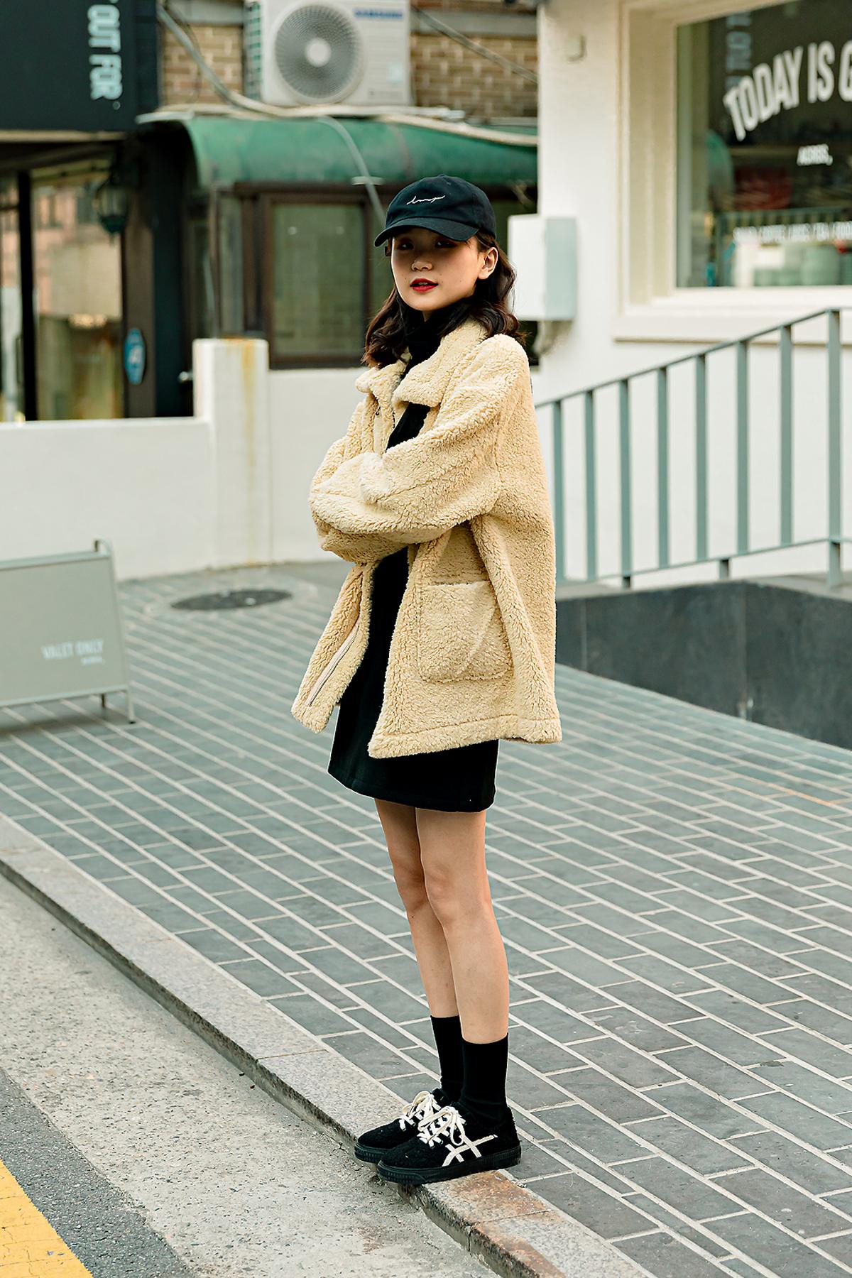 October 2019 Seoul Women's Street Style