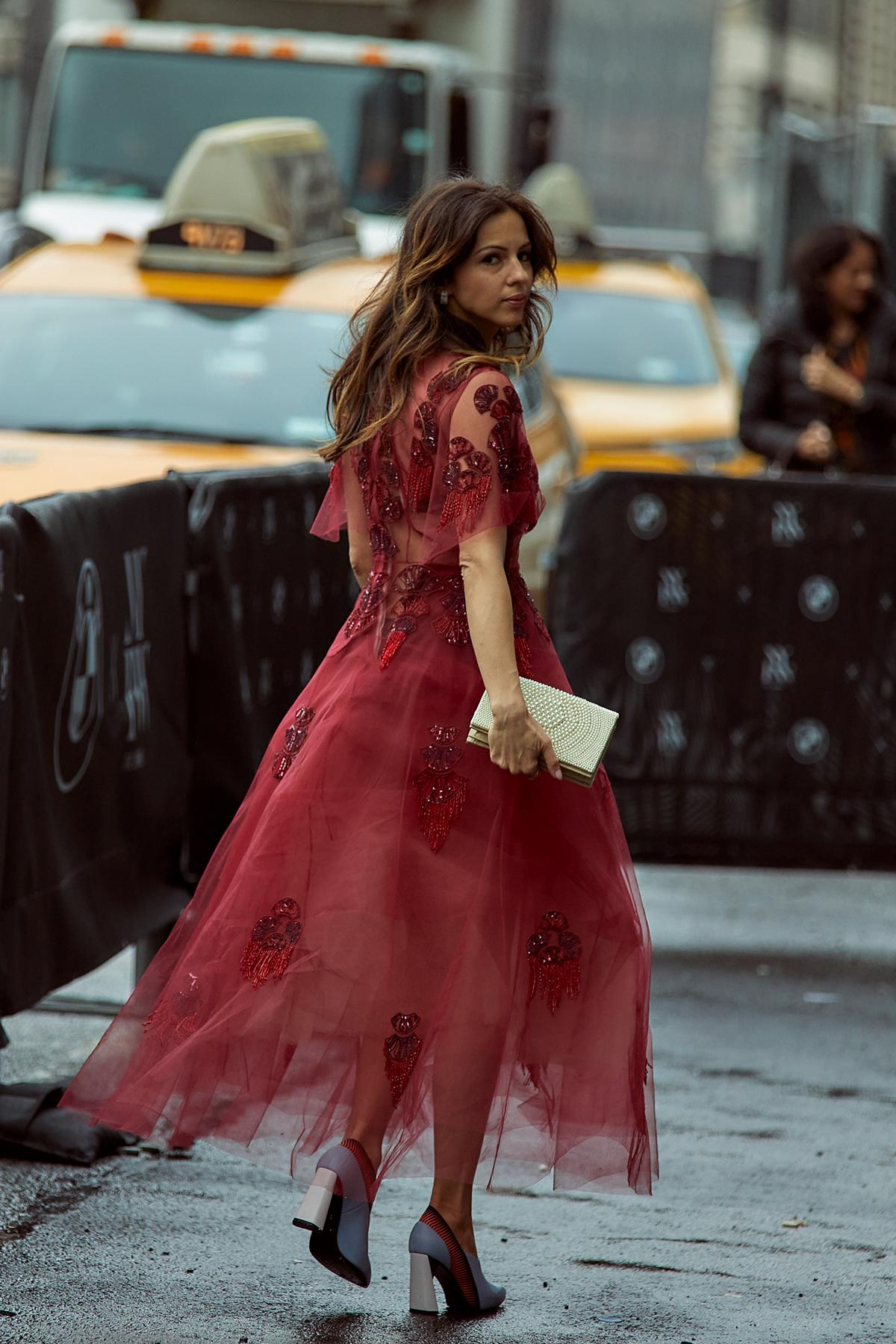 NEWYORK FASHION WEEK STREETWEAR WOMENS 2020FW 9Day
