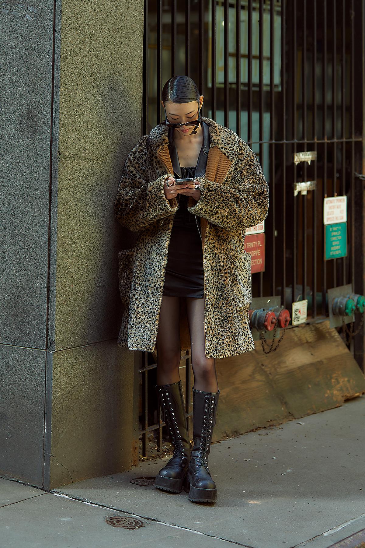 NEWYORK FASHION WEEK STREETWEAR WOMENS 2020FW Last Day