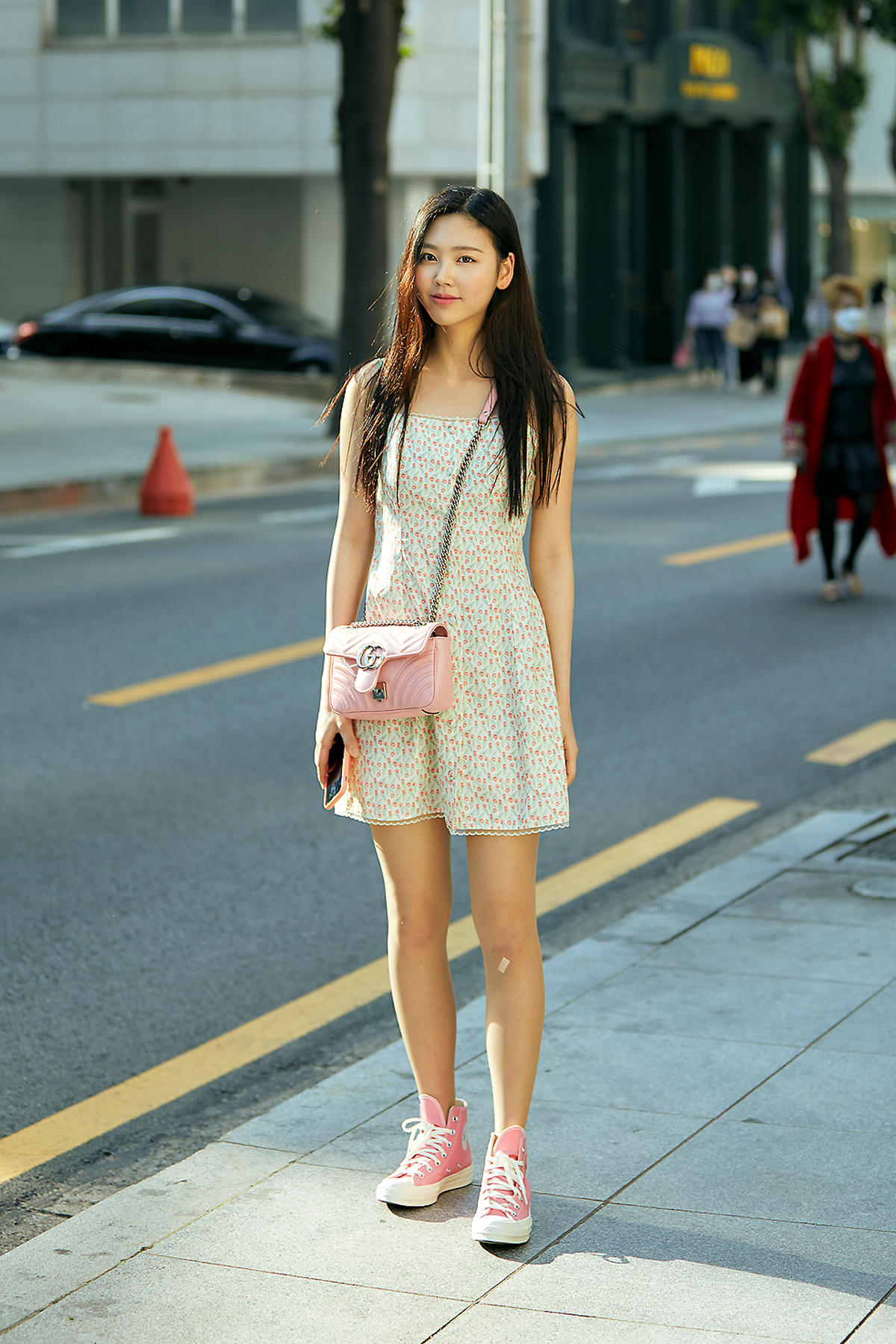 Street fashion Women's Style in Seoul May 2020