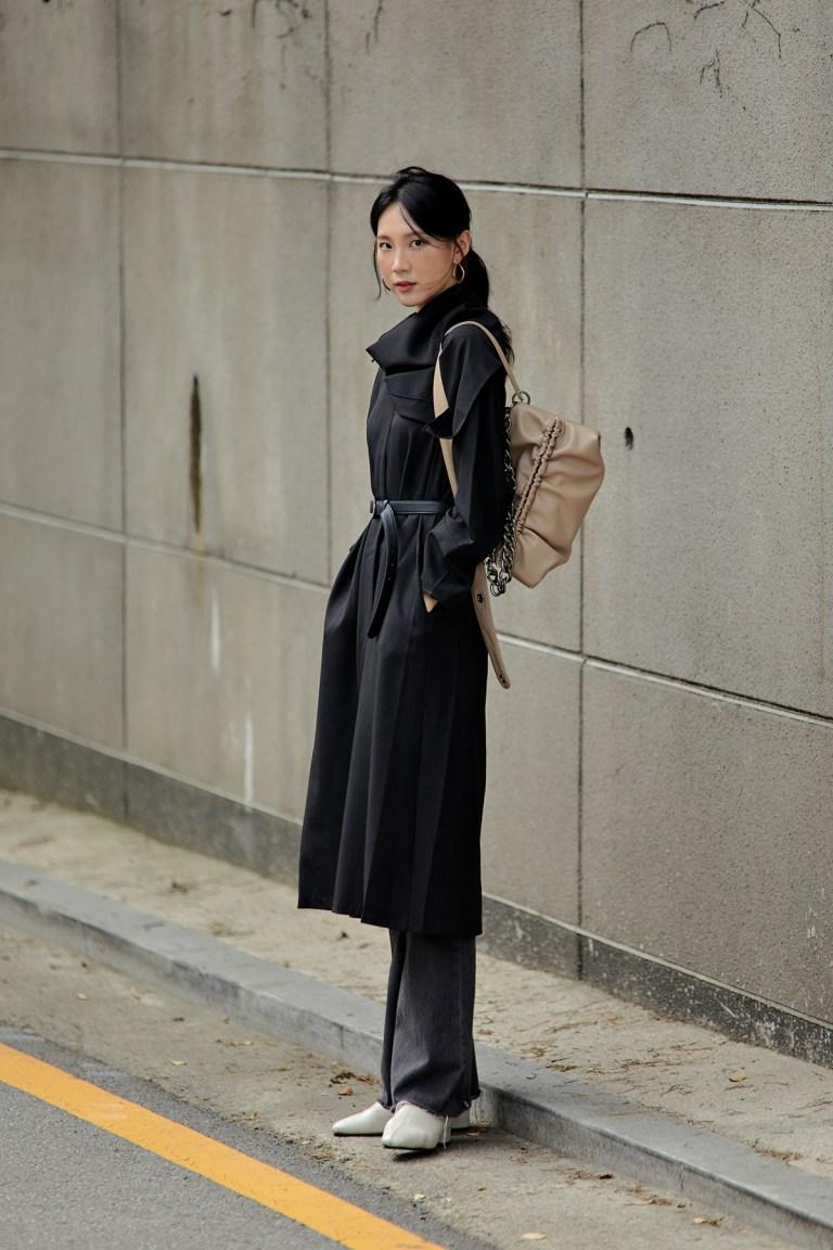 Street Fashion Women's Style in Seoul September 2020