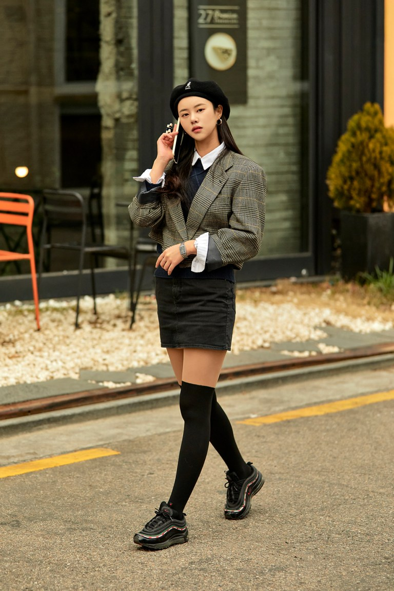November 2020 Seoul Street Fashion Women's Style