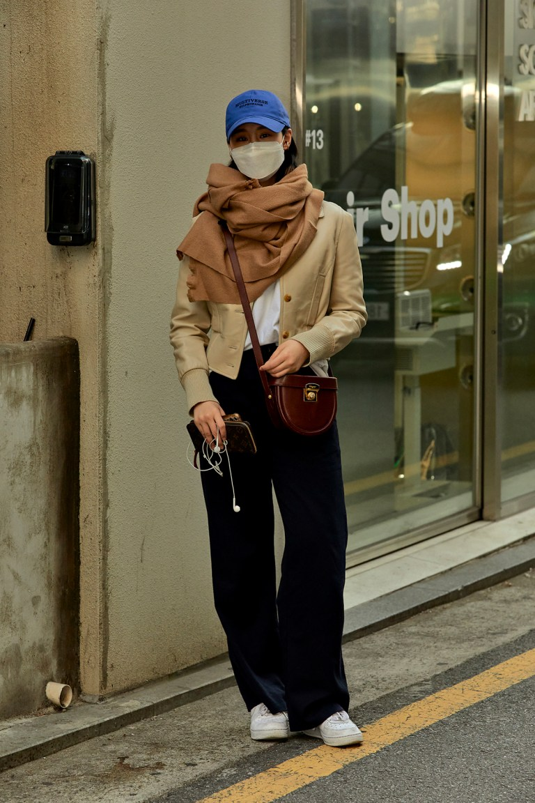 December 2020 Seoul Street Fashion Women's Style